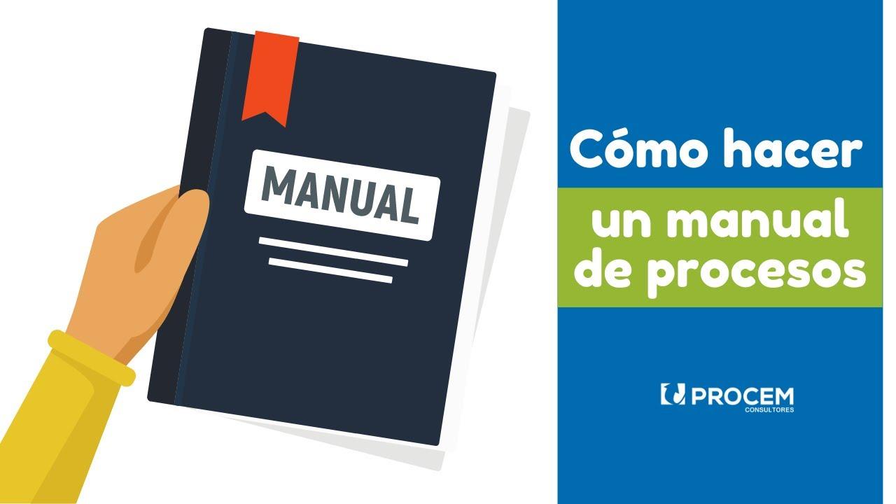 Cómo diseñar un manual de procedimientos (y para qué lo ...