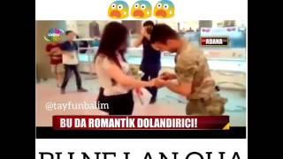 Subay Kılığındaki Romantik Dolandırıcı - Show Haber