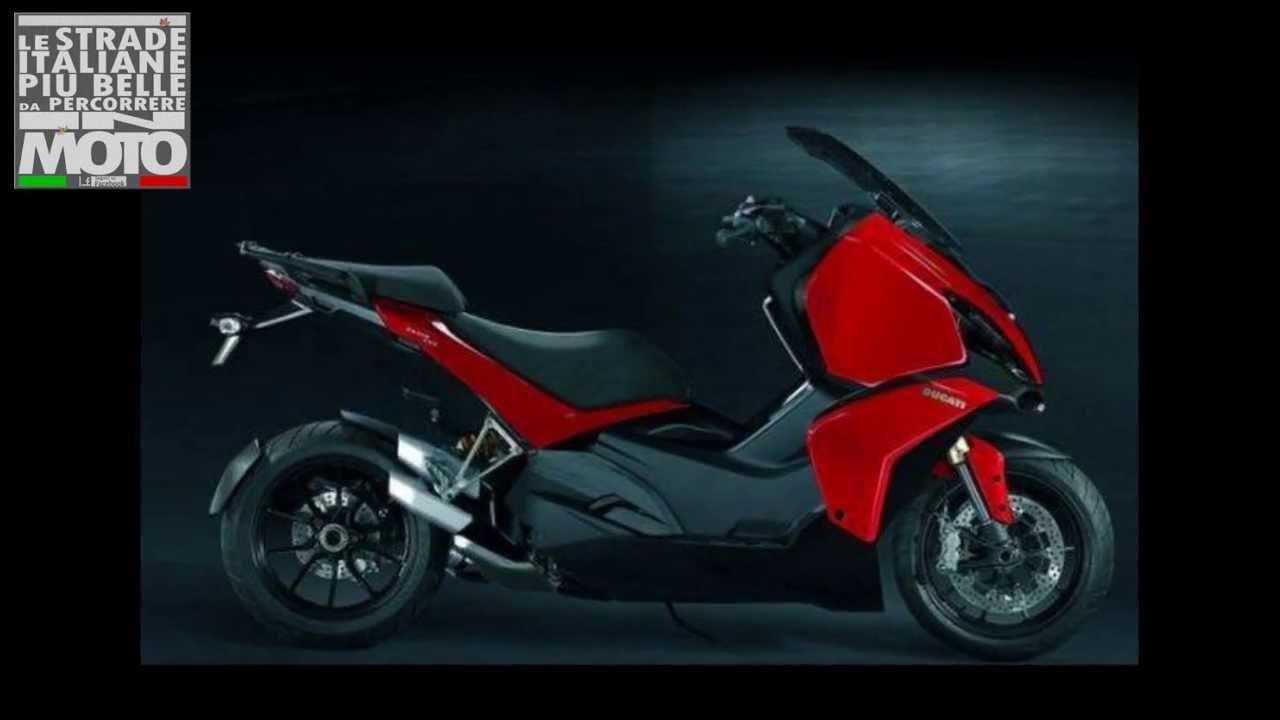 moto scooter ducati