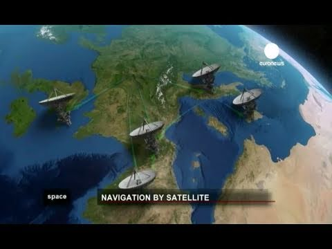 ESA Euronews: Navigation by satellite