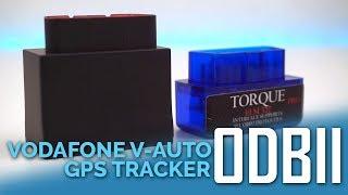 Vodafone V-Auto – GPS Car Tracker and More – Review