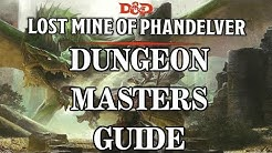 Dungeon Masters Guide To Lost Mine Of Phandelver