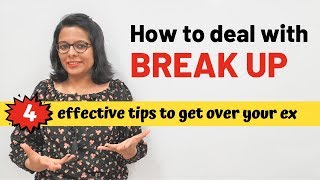 3 Super Effective Ways to get over a Breakup | Life Changing Video