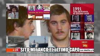 """Sito Miñanco, """"El último capo"""" - Aduanas (SVA)"""