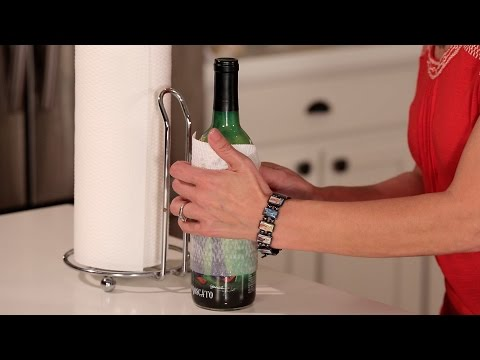 How to Chill a Bottle of Wine in Minutes | Muy Bueno