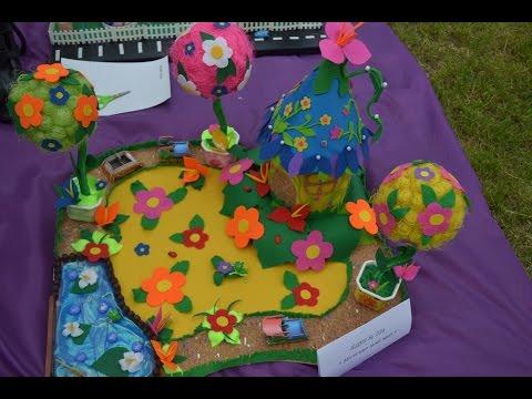 Детский сад моей мечты! День города, выставка детских садов