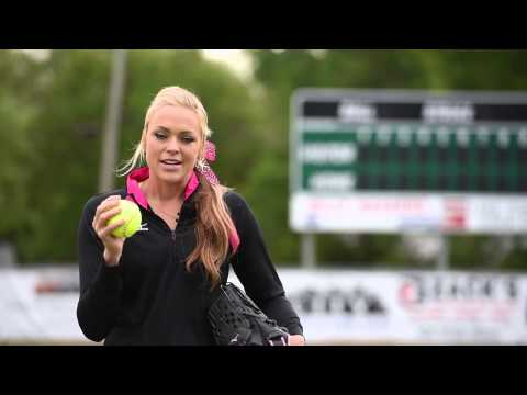 Tips from Jennie Finch: How to Hit Different Pitches