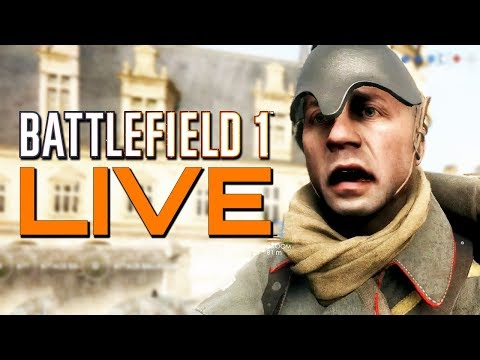 Battlefield 1: TheBrokenMachine's Chillstream - 60 fps PS4 PRO Multiplayer Gameplay
