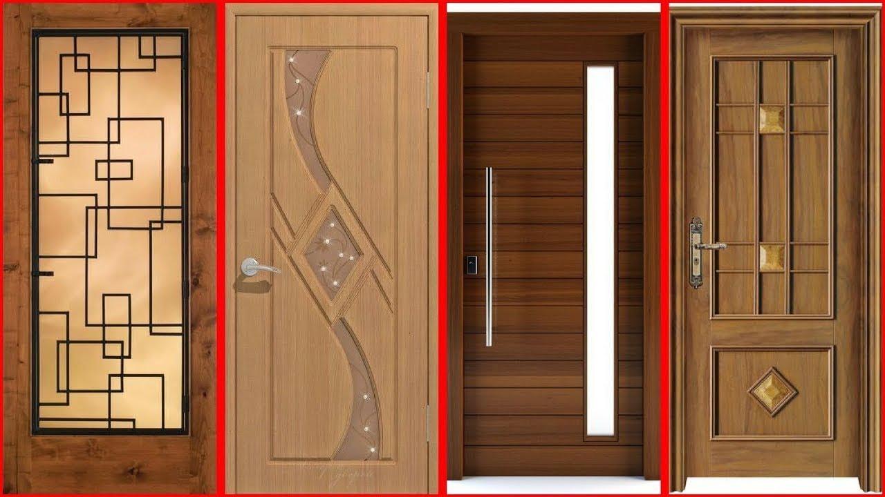 Top Modern Wooden Door Designs for Home 2018 Main Door ...