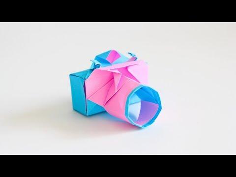 종이접기 카메라 origami