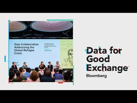 "D4GX 2017: ""Data collaboration addressing the global refugee crisis"" Panel"