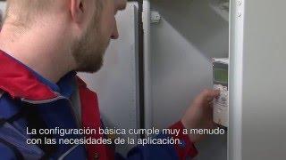 Video: Puesta en marcha del variador de frecuencia ACS355 para maquinaria