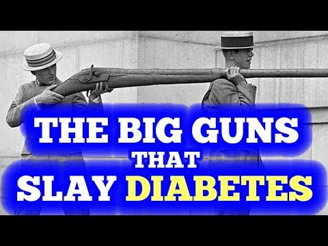 the-big-guns-that-slay-diabetes---how-you-can-beat-diabetes!