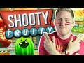 SHOTGUN THE RASPBERRIES!! | Shooty Fruity VR (HTC Vive)