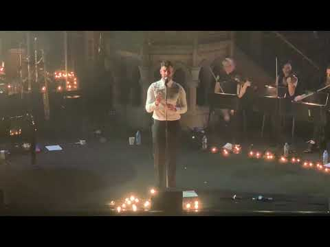 Calum Scott -No Matter What (live)