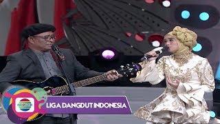 Rafly Kande Nabila dan Putri Menyanyikan Lagu Ibu Bersama di Panggung LIDA