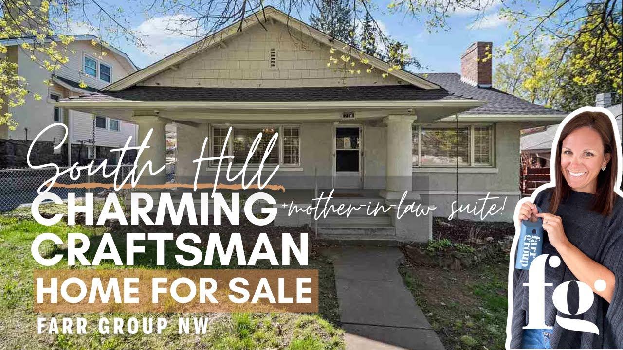 729 W 14th Ave   South Hill, Spokane, WA