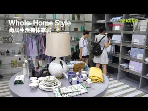 Intertextile Shanghai Home Textiles 2015