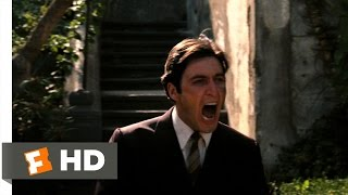 The Godfather (5/9) Movie CLIP - Michael Loses Apollonia (1972) HD