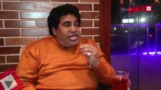 أحمد عدوية: محمد عبد الوهاب أتجنن من أغنية «خضر العطار»