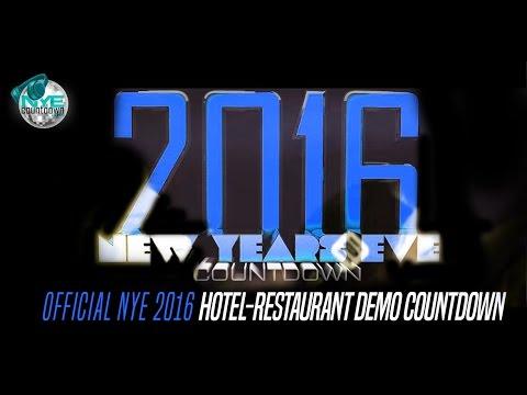 NYE COUNTDOWN 2016   HOTEL RESTAURANT DEMO VERSION streaming vf