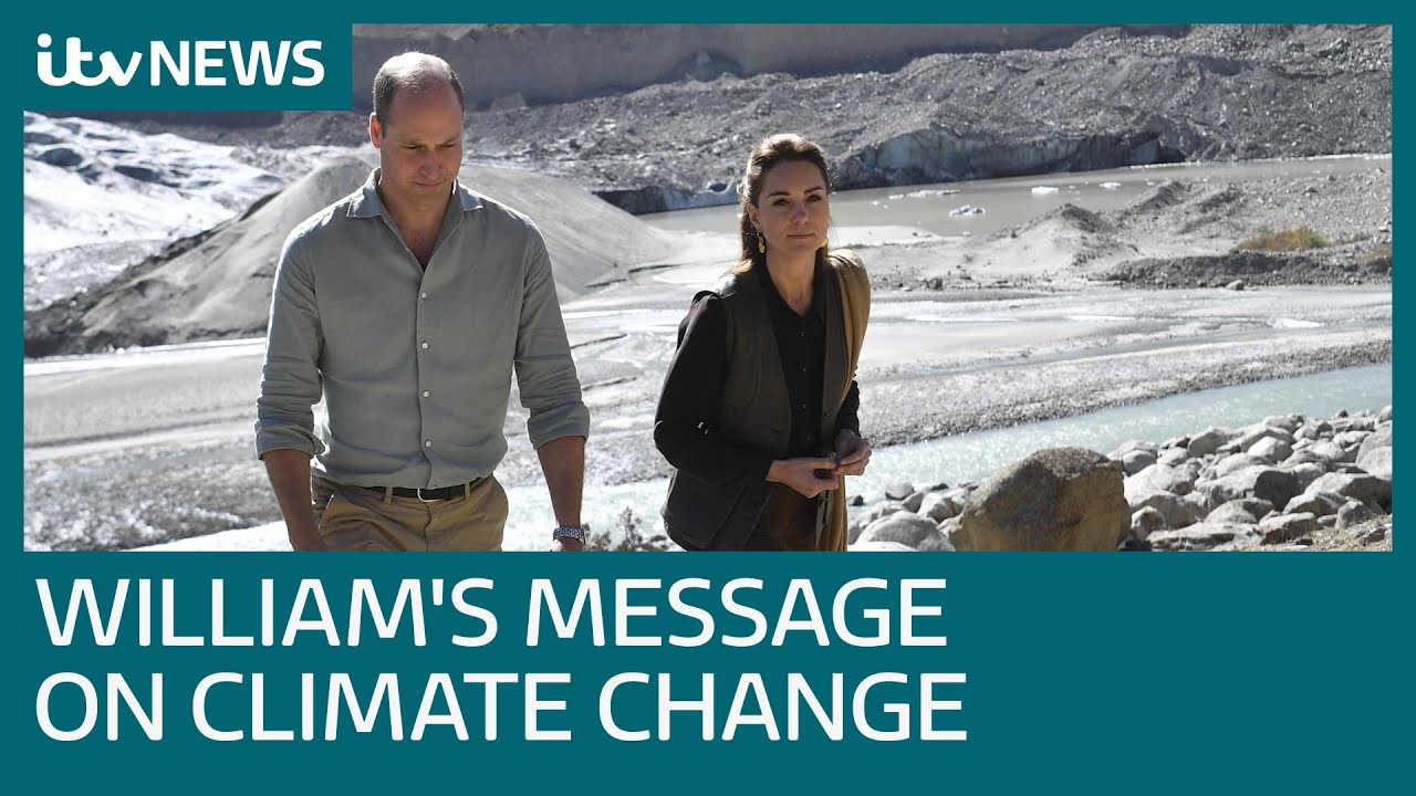 Prince William's warning on 'drastic' effects of Climate Change