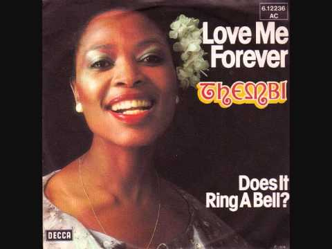 Thembi - Love me forever