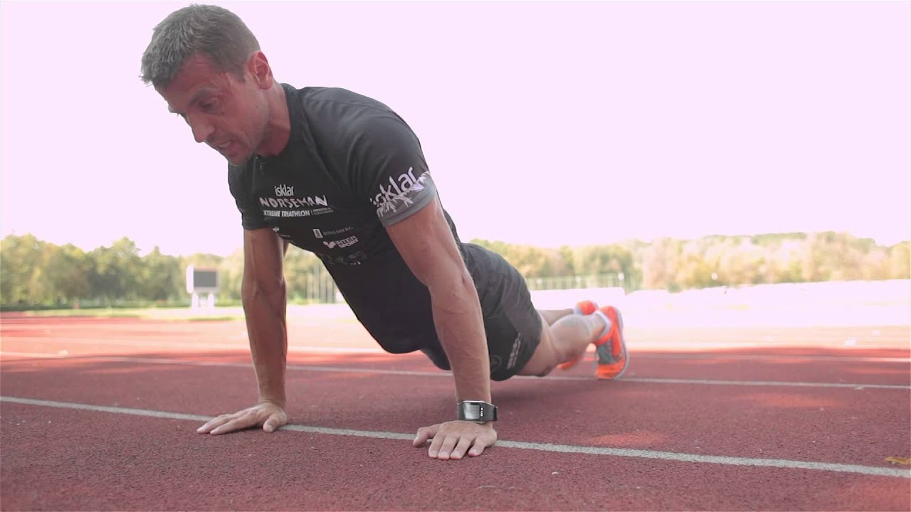 4 блока упражнений из беговой подготовки Александра Жукова (10x IRONMAN).