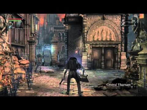 BloodBorne Ep1, Let's make a contract