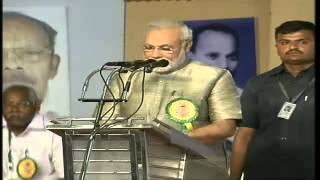 Shri Narendra Modi addressing a Public Meeting in Kochi organised by Kerala Pulayar Mahasabha (KPMS)
