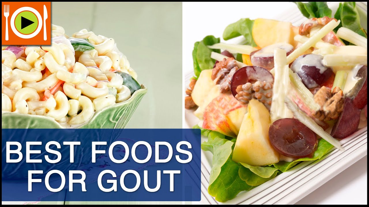How to treat gout foods healthy recipes youtube forumfinder Choice Image