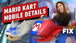 Mario Kart Mobile Details Leaked - IGN Daily Fix