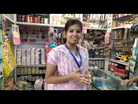 Jaya  outdoor self preparation on shop