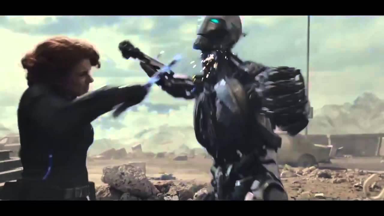 Download Avengers Vs Ultron Final Battle Avengers 2 Age of Ultron Action scenes