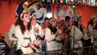 CHIPIONA. CARNAVAL 2014. Las Lavanderas