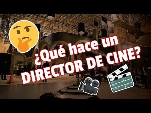 ¿Qué HACE un DIRECTOR de CINE? 🤔🎥  | #003