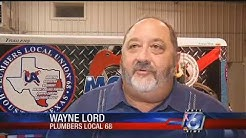 Need a job? Local plumbers union wants to hire workers