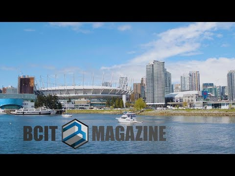 BCIT Magazine for December 7th, 2017