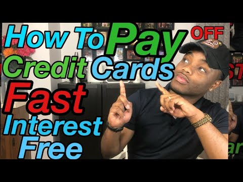 how-to-pay-off-credit-cards-fast-|-how-to-stop-paying-interest-on-credit-cards-|-balance-transfers