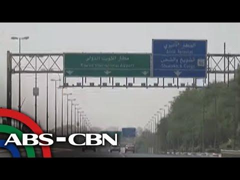 TV Patrol: Dahil sa pang-aabuso: Mga OFW, bawal muna lumipad pa-Kuwait