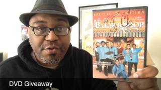Win A Signed copy of Barbershop on DVD