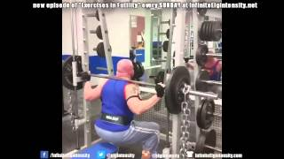 "Gym Idiots - Find Everything Wrong with this ""Squat"""