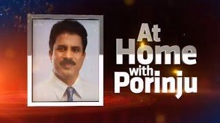 At Home With Porinju Veliyath | Diwali Special