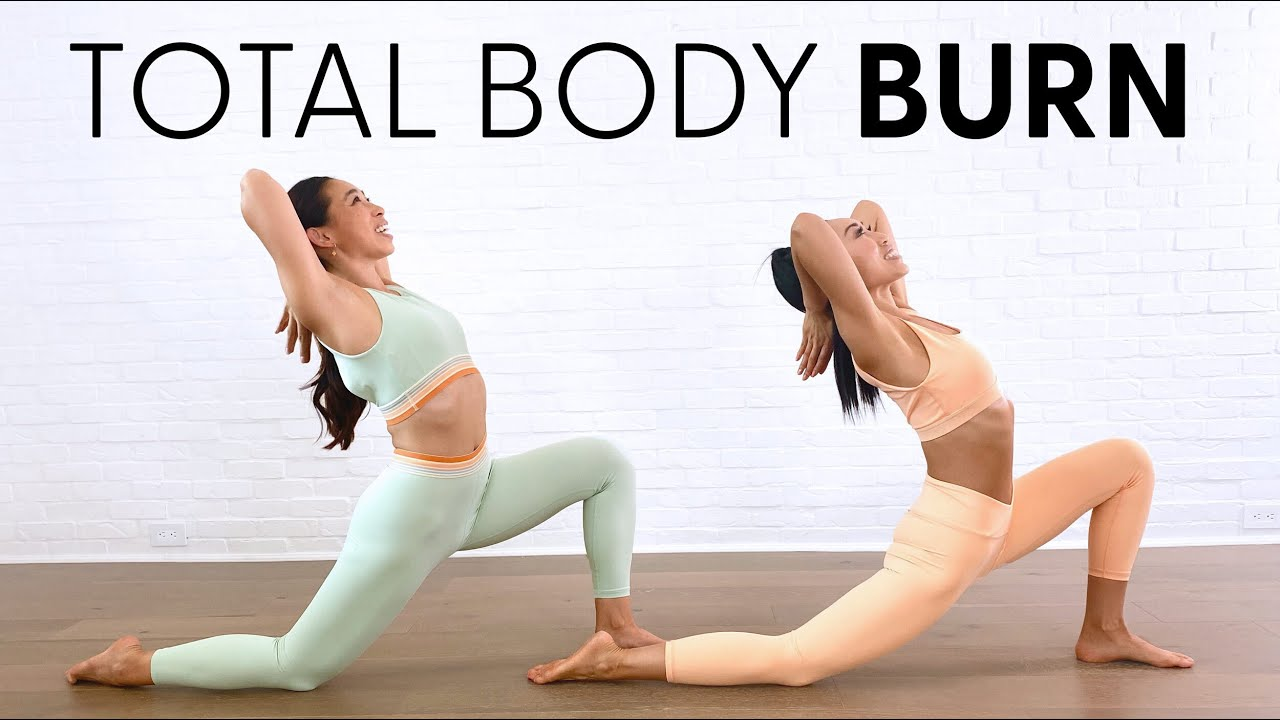 Download 14 Minute Total Body Pilates Class - Warmup, Abs, Butt, Cardio