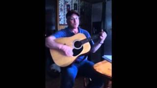 Kenny Collicutt singing she took my breath away