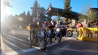 Mammoth Motocross Pit Bike Challenge