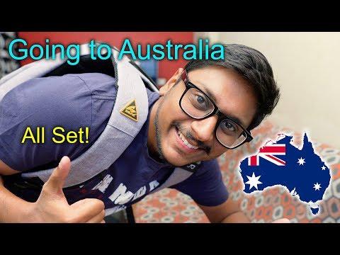 GOING TO AUSTRALIA !!