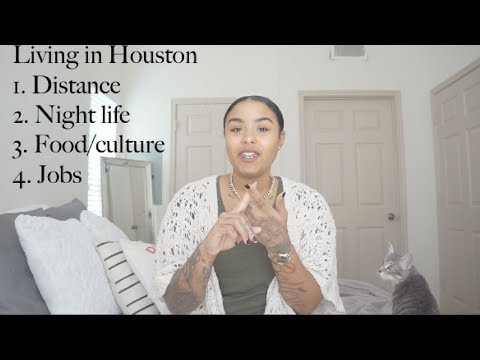 Should I move to Houston? What to expect.|Ju Gray