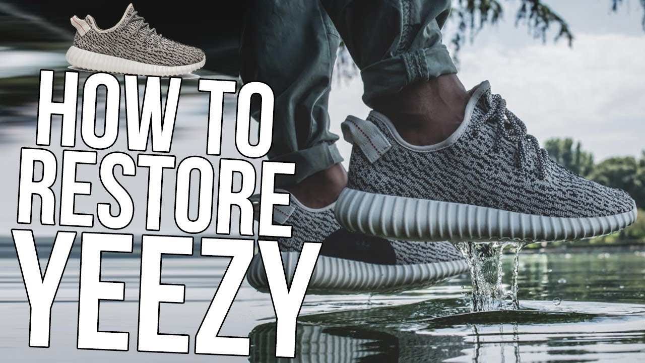 d861baf331851 HOW TO PAINT   RESTORE YEEZY 350 TURTLE DOVE! - YouTube