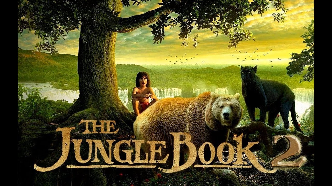 the jungle book netflix